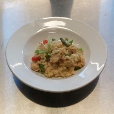 007 One Pot Chicken Risotto