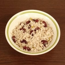 040 Rice and Peas