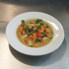003 Caribbean Chicken Soup